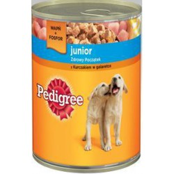 MFP.PEDIGREE 400g JUNIOR KURA