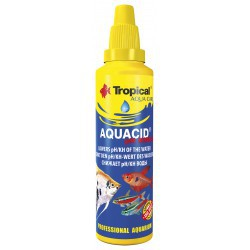 TROPICAL AQUACID pH MINUS 30ML   do zakwaszania wody