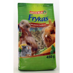 ANIMALS FRYKAS 450G