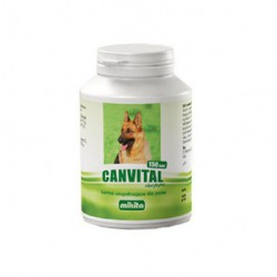MIKITA-CANVITAL PLUS LECYT. 150TBL