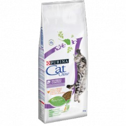 PURINA CAT CHOW 15kg HAIRBALL CONTROL
