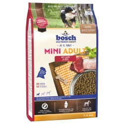BOSCH 3KG ADULT MINI L&R